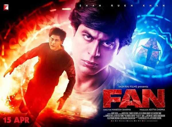 Fan movie 2nd Monday earnings