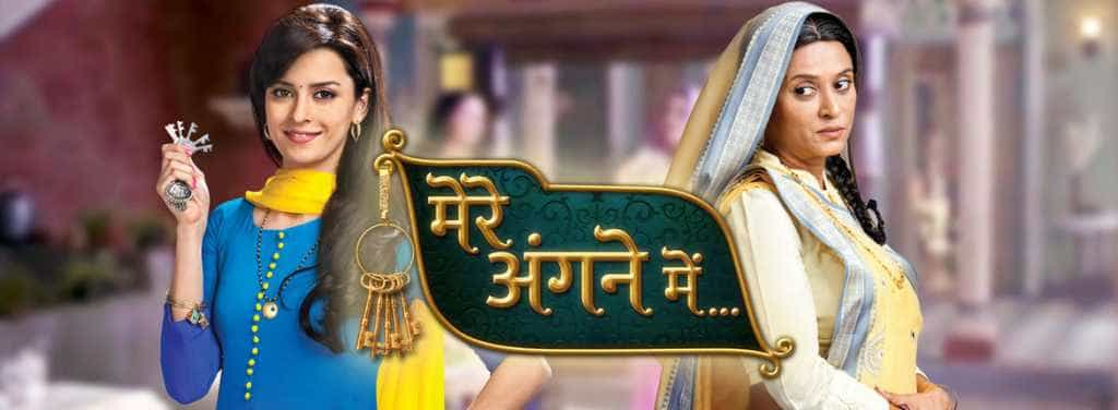 Mere Angne Mein 9th May 2016 Episode Written Updates