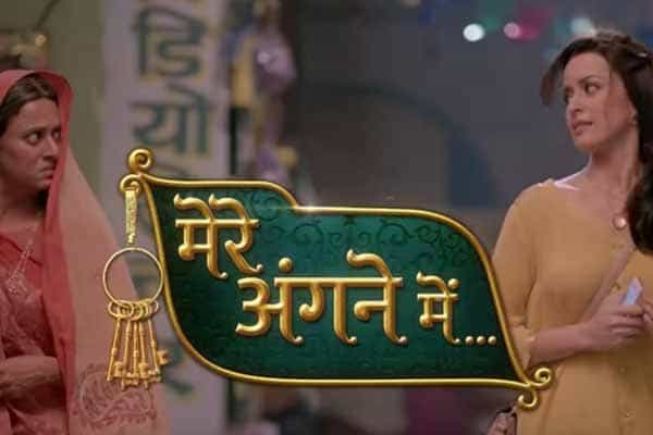 Mere Angne Mein 22nd May 2016 Today's Episode Written Updates