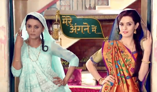 Mere Angne Mein 25th May 2016 Episode Written Updates