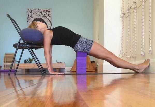 Restorative Yoga Definition and Backbends