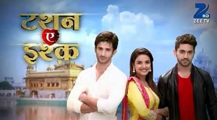 Tashan-E-Ishq 20th June 2016 Episode Written Updates
