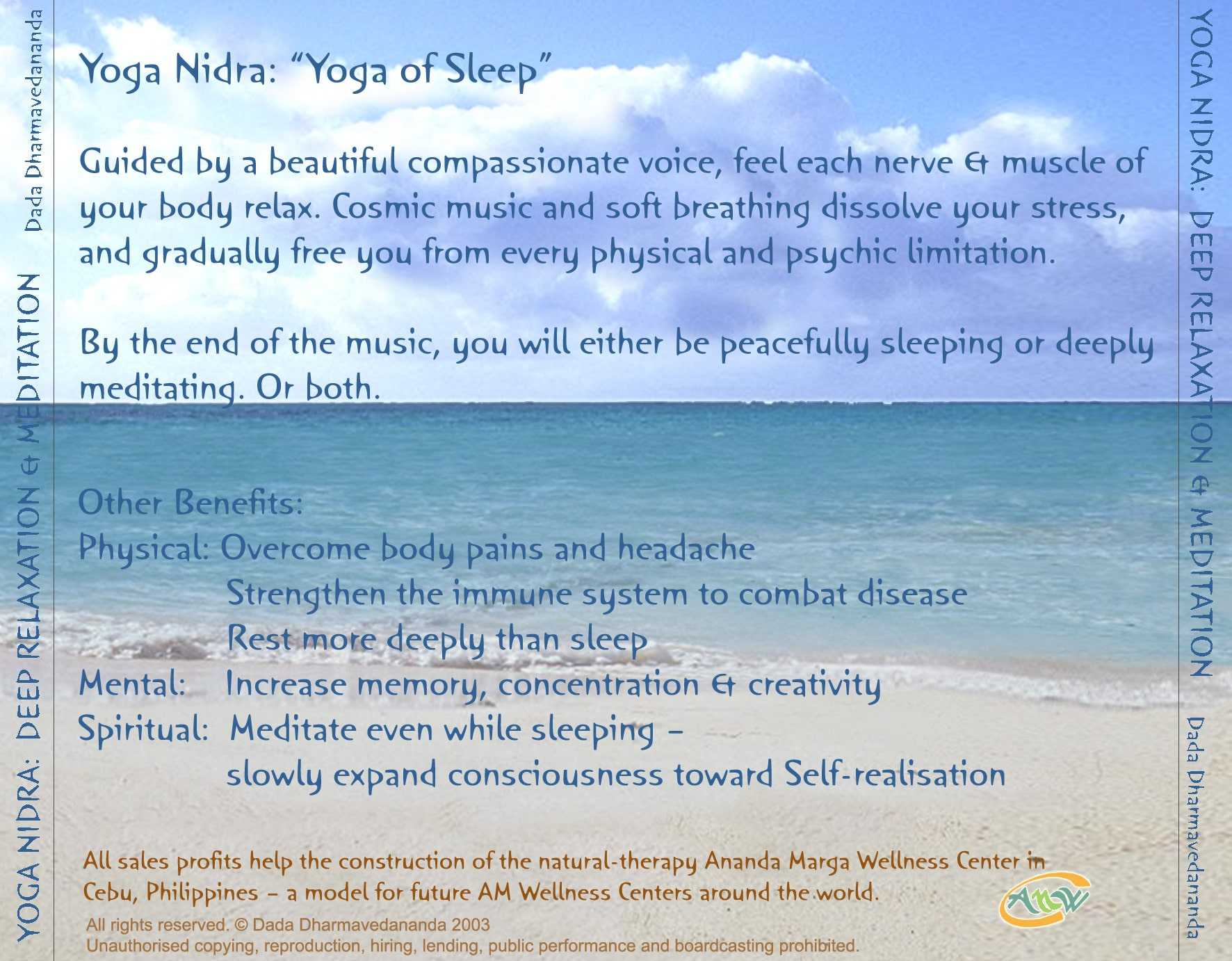 What is Yoga Nidra & its benefits 2016