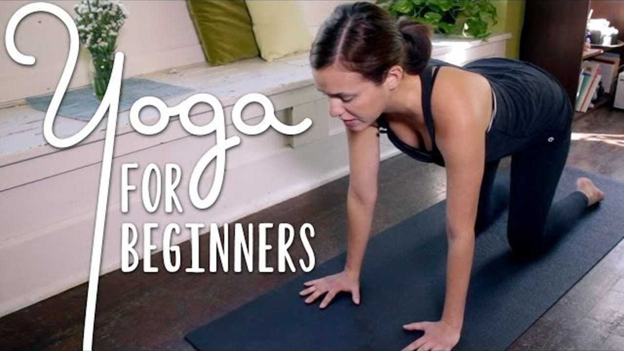 Yoga Videos for Beginners and Intermediate Learners