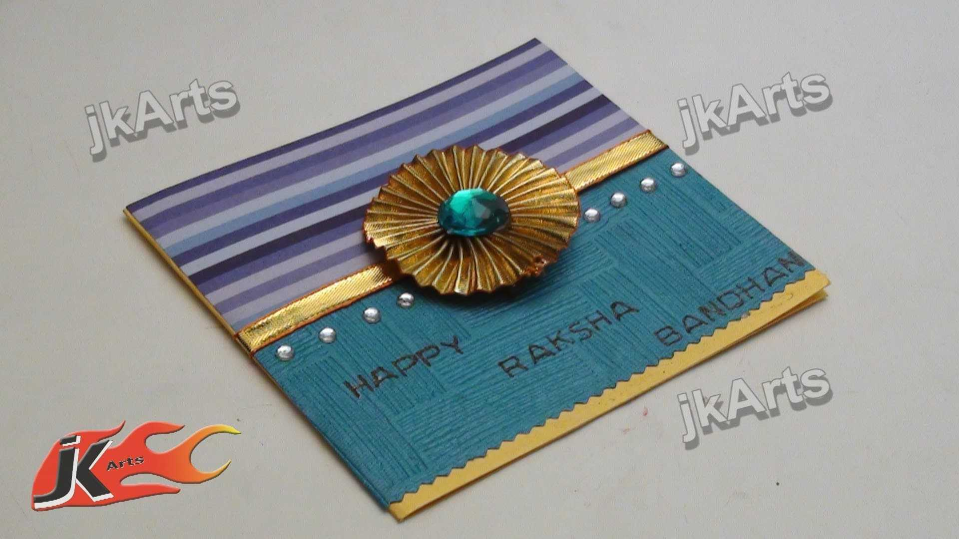 Greeting Cards For Raksha Bandhan 2017 Marathi Handmade Online