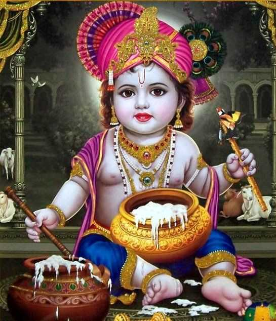 Lord Krishna Images 2017 Childhood Hd 1080p Free Download Todayz News