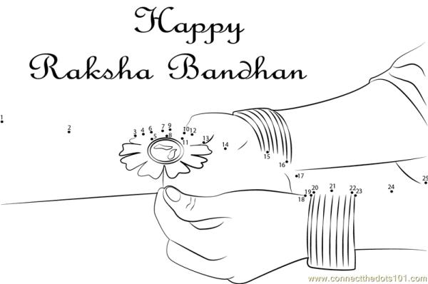 raksha bandhan drawings