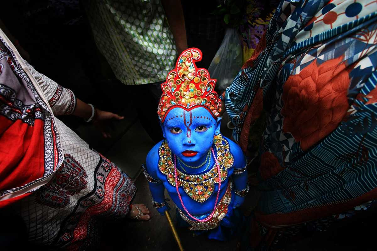 janmashtami photography