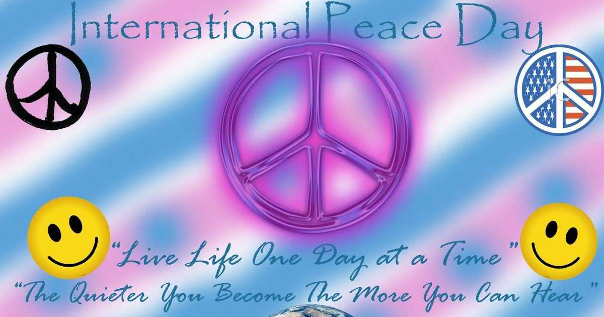 national peace day 2016