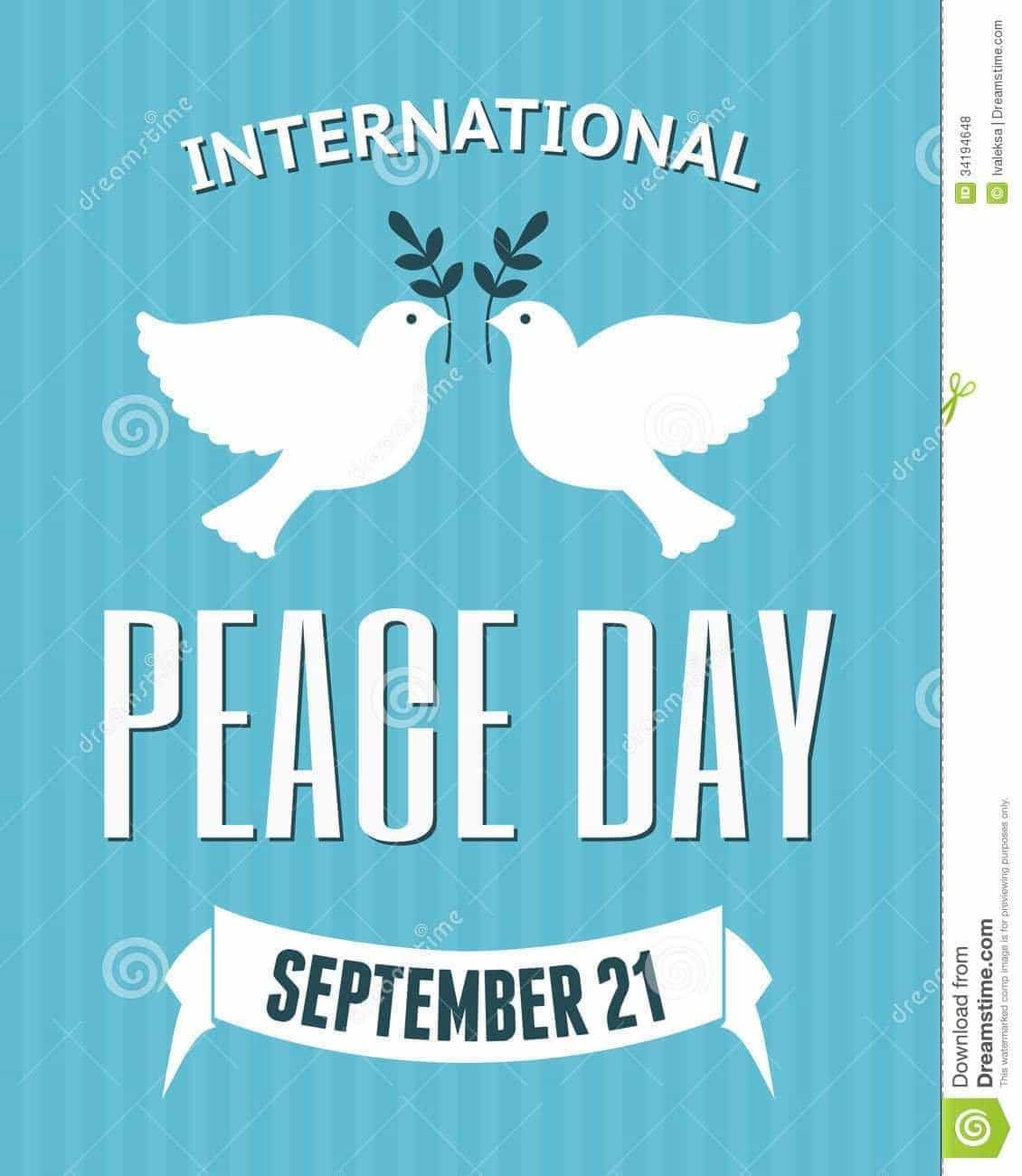 Quotes About World Peace Day: National World Peace Day 2017 Quotes Activities