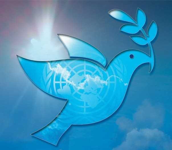 international day of peace logo