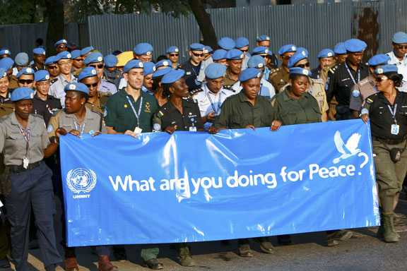 international day of peacekeepers