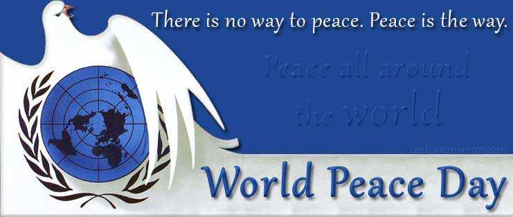 world peace day quotes