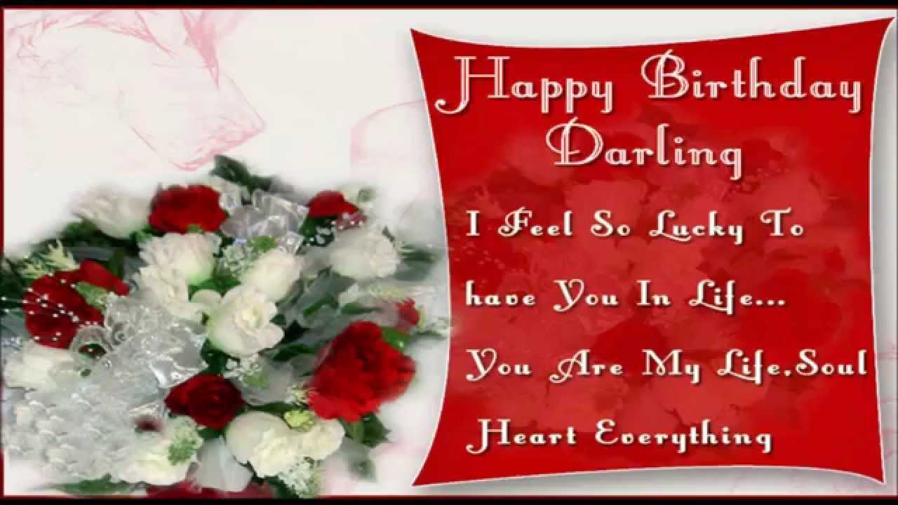 birthday messages for girlfriend images
