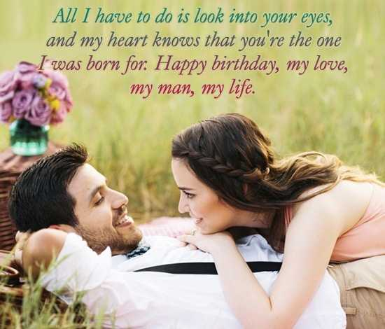 happy birthday wishes for my bf