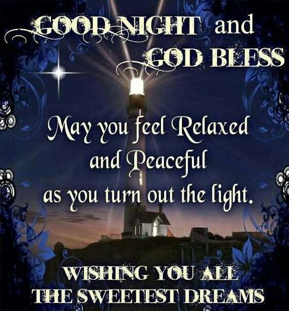 Good night god bless quotes prayer for friends and family todayz news good night prayer for friends and family altavistaventures Image collections