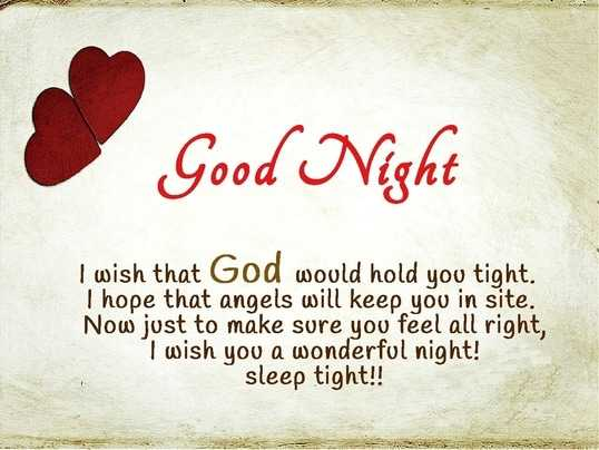 Goodnight Sweetheart I Love You Messages Quotes Sms for Him - Todayz