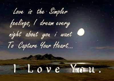 Sweet Romantic Good Night Love Quotes for Her and Him ...