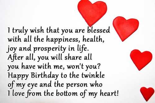 happy birthday quotes for lover boyfriend r tic todayz news