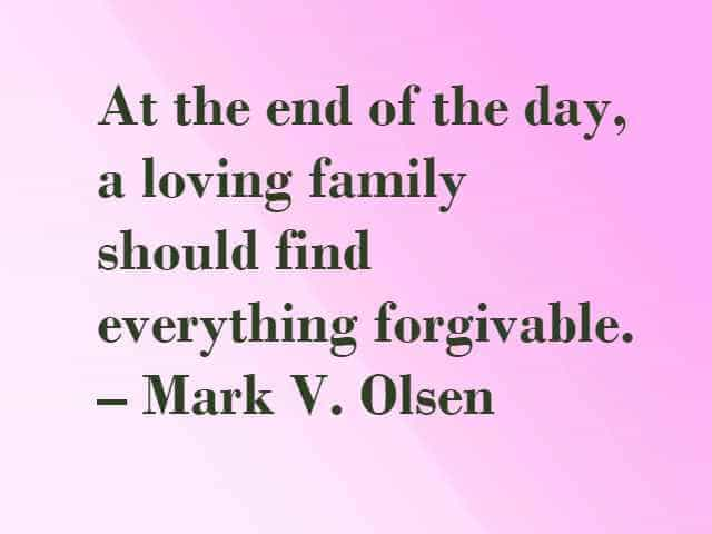 Inspirational Family Quotes And Sayings About Love And Life Todayz