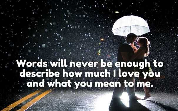 Awesome I Love You So Much Quotes