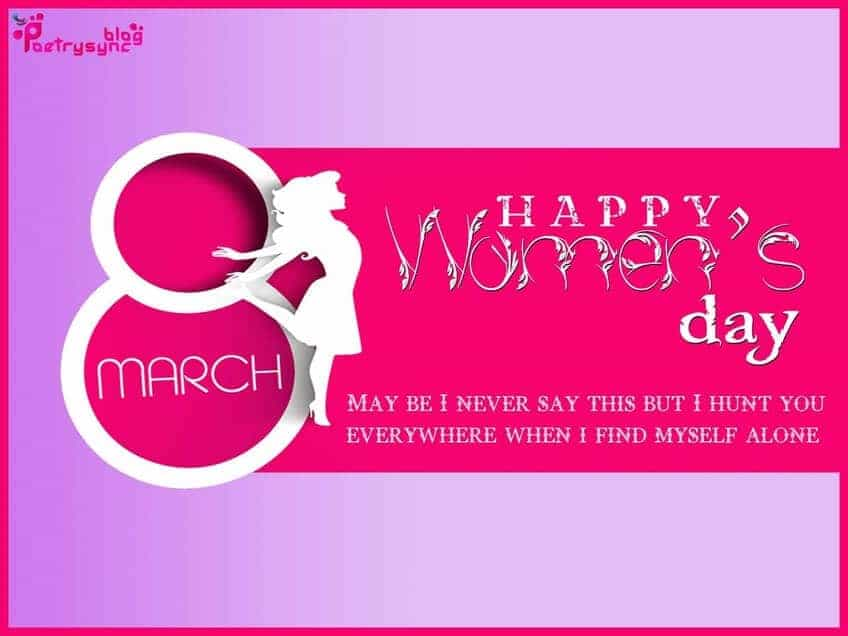 Happy 8 March Women's Day Wishes