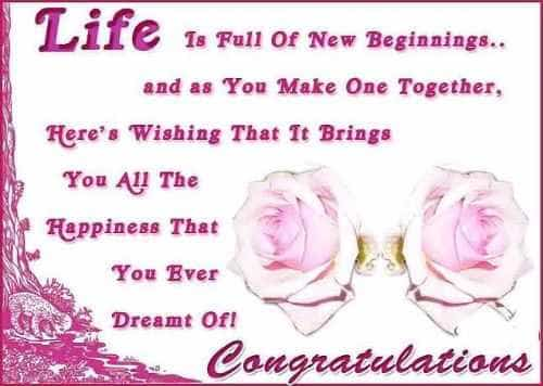 Wishes for Love Marriage