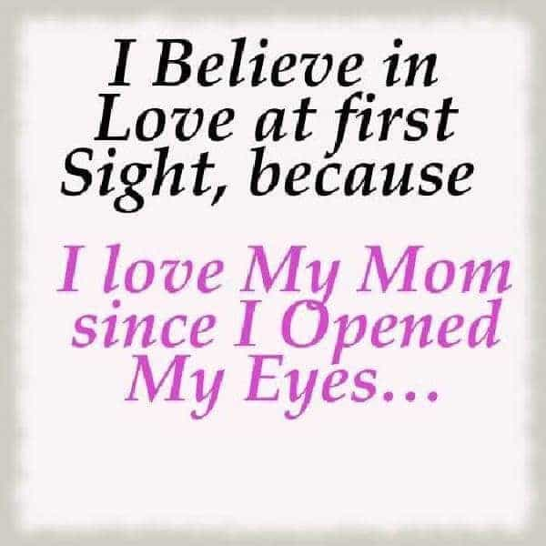 I Love You Mom Dp