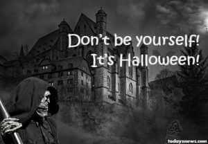 Happy Halloween Wishes Funny Sayings
