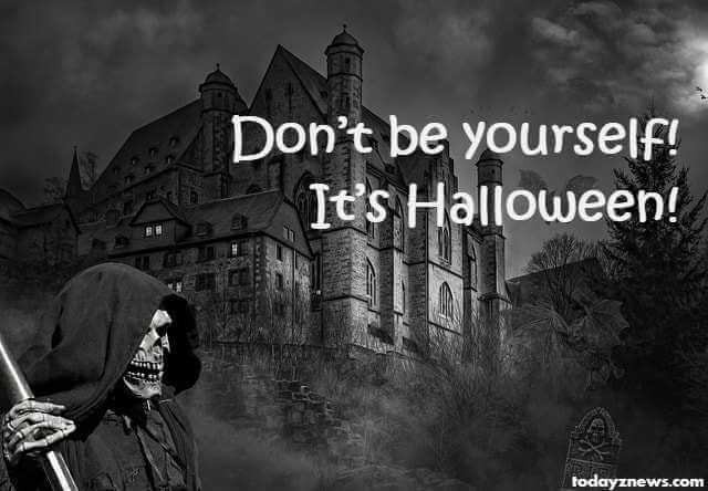 Happy Halloween Wishes Quotes and Funny Sayings - Todayz News