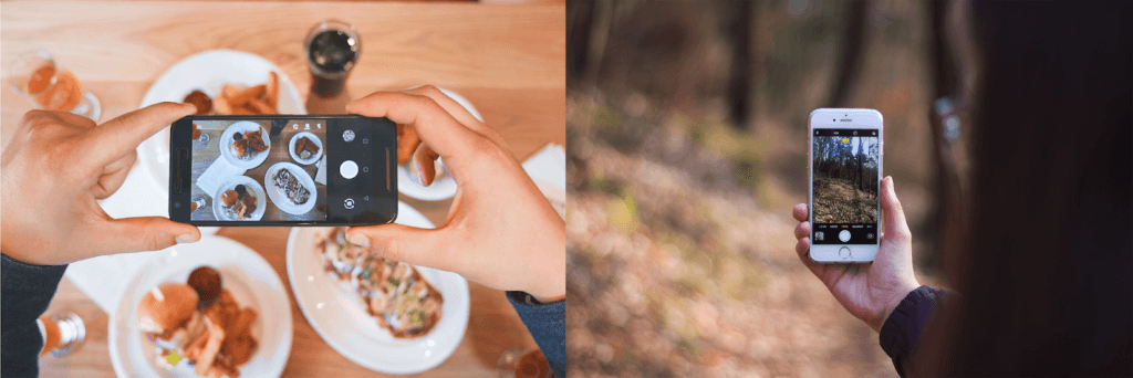 take pro looking photos with mobile camera