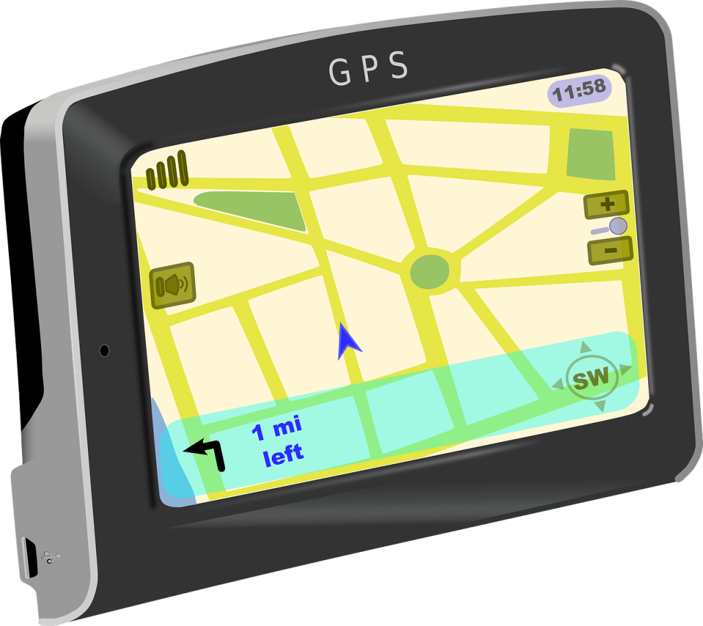 GPS navigator for bikes