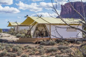 Prepare for a Glamping Getaway