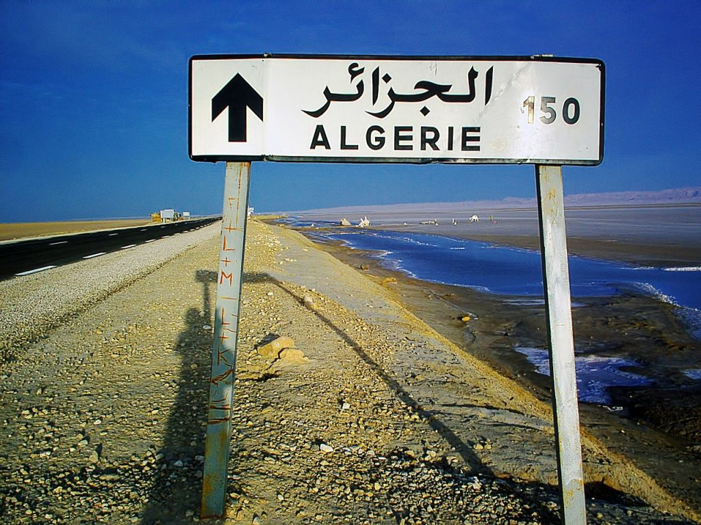 attractions in Algeria