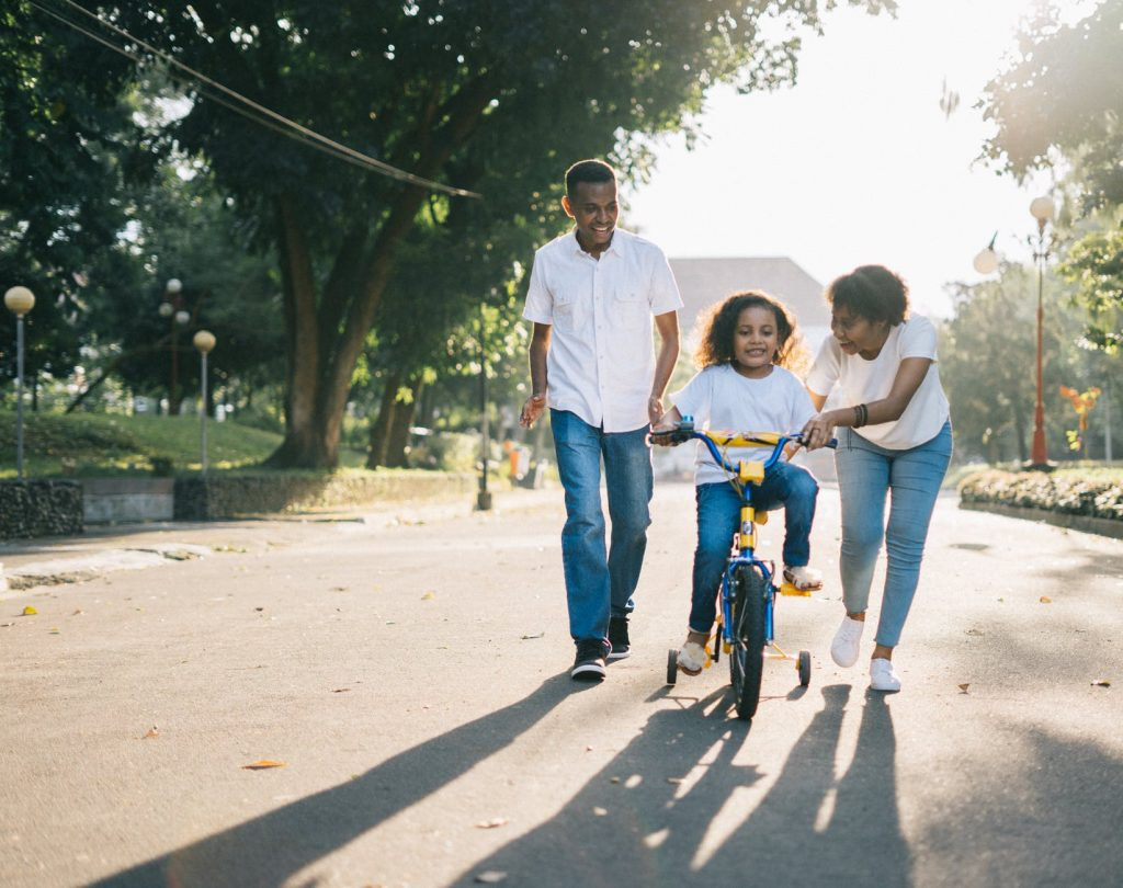 benefits of bike riding for kids