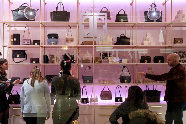 Ivanka Trump Fashion Brand Opens Store In Trump Tower