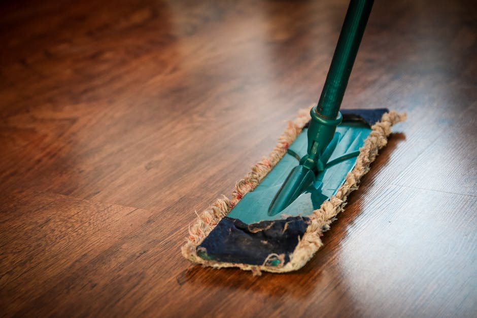 Keeping Floors Fresh