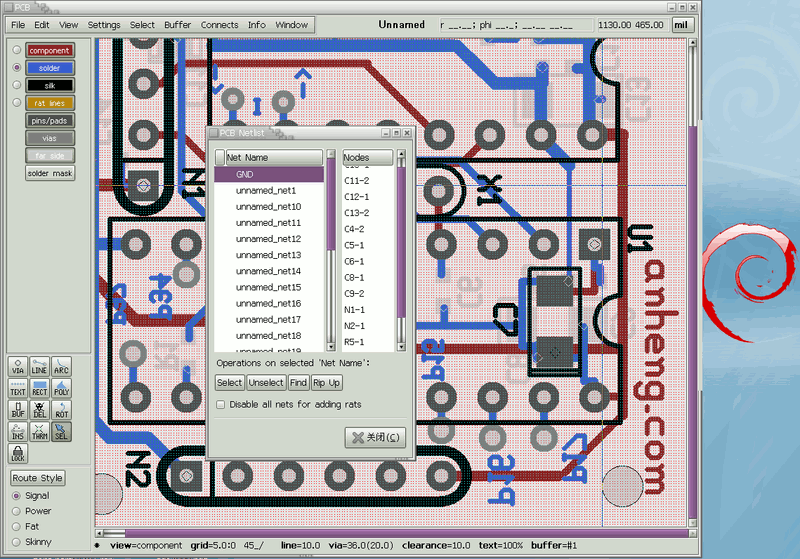 PCB design software advanced tools
