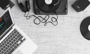 Records Are Making A Comeback
