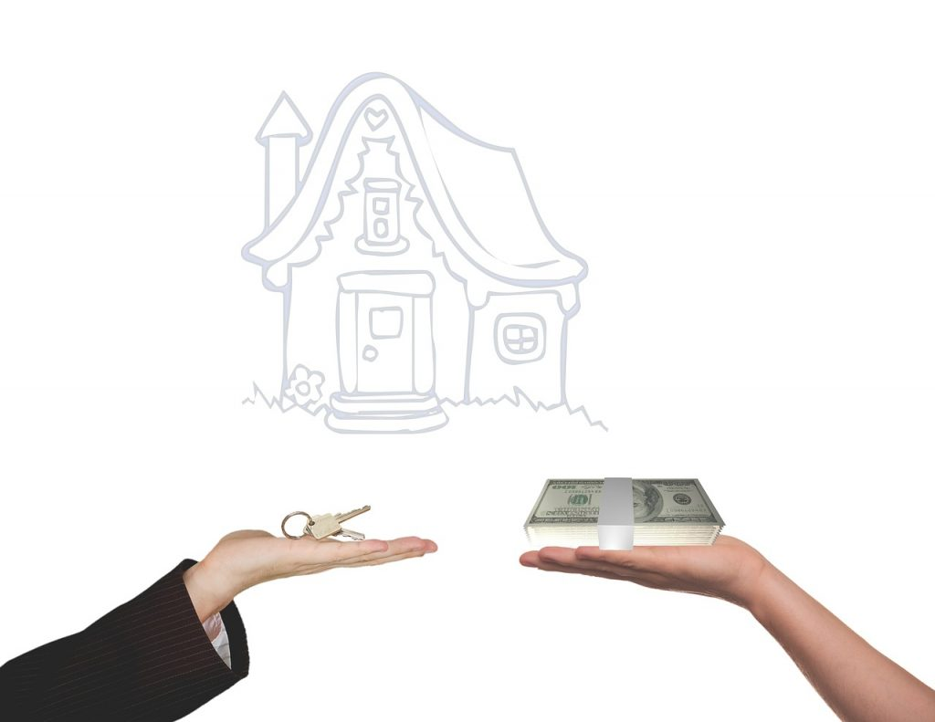 deposit money for rent house