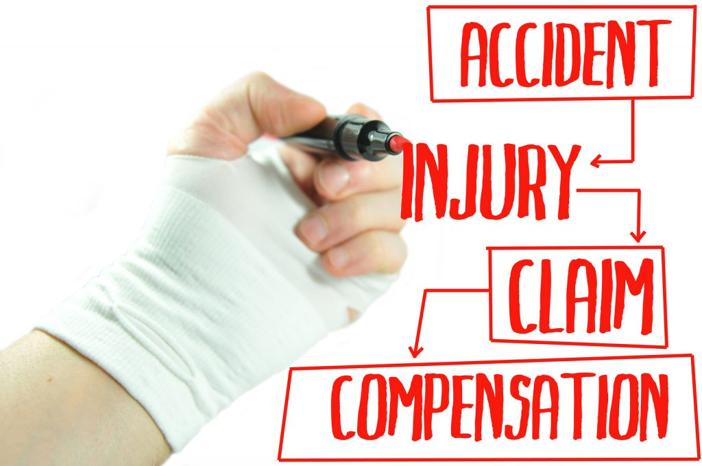 accident injury compensation