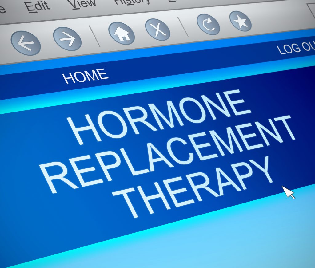 hormone replacement therapy and stroke