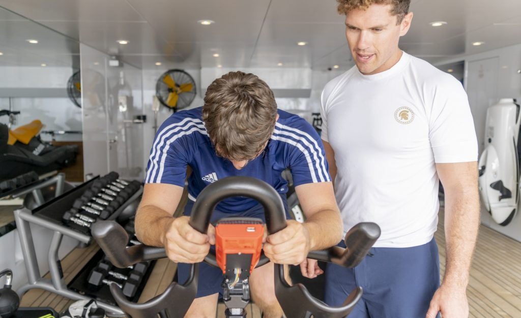 Yacht Personal Trainer