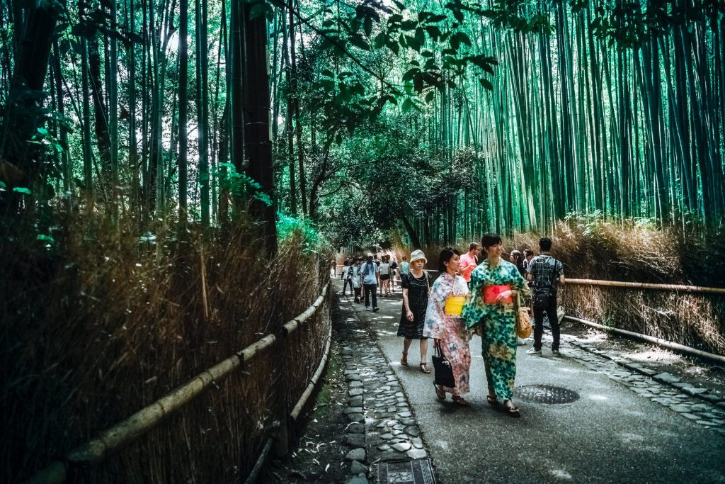 Arishiyama Bamboo Forest