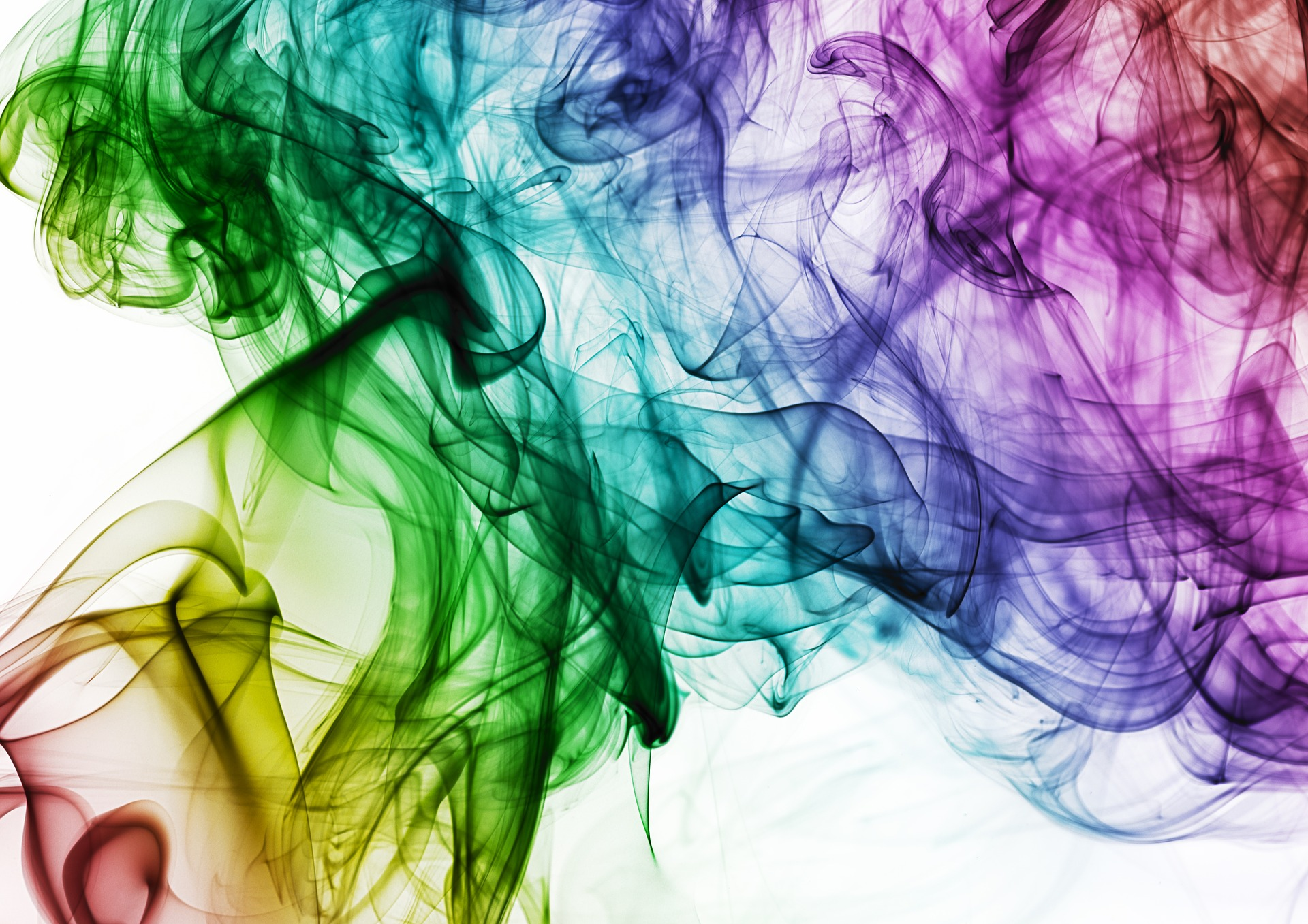 The effect of color on your mood.
