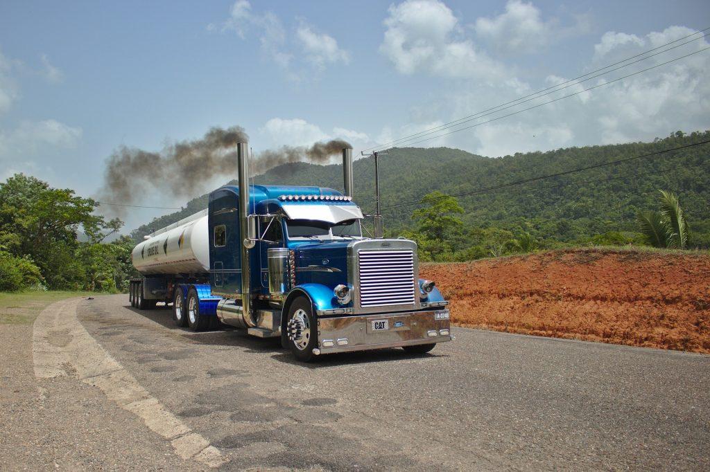 USDOT Truck