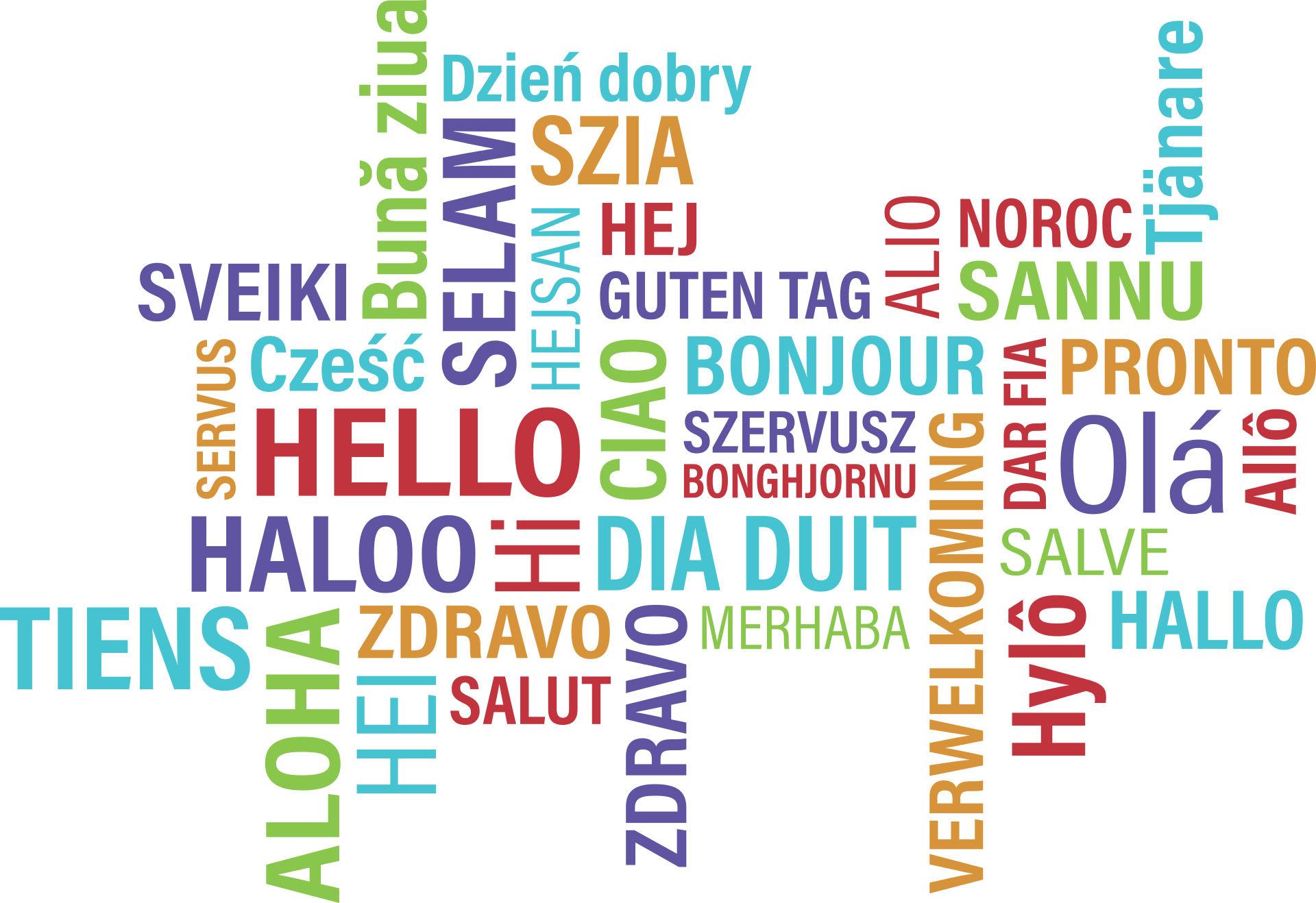 Speak basic German
