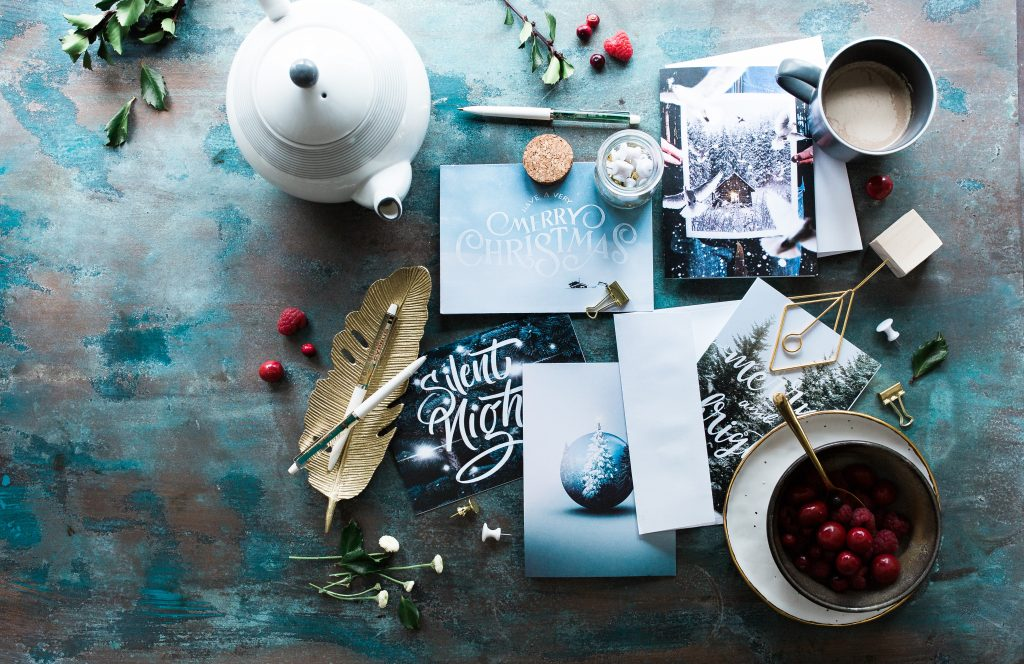 Create Perfect Holiday Cards