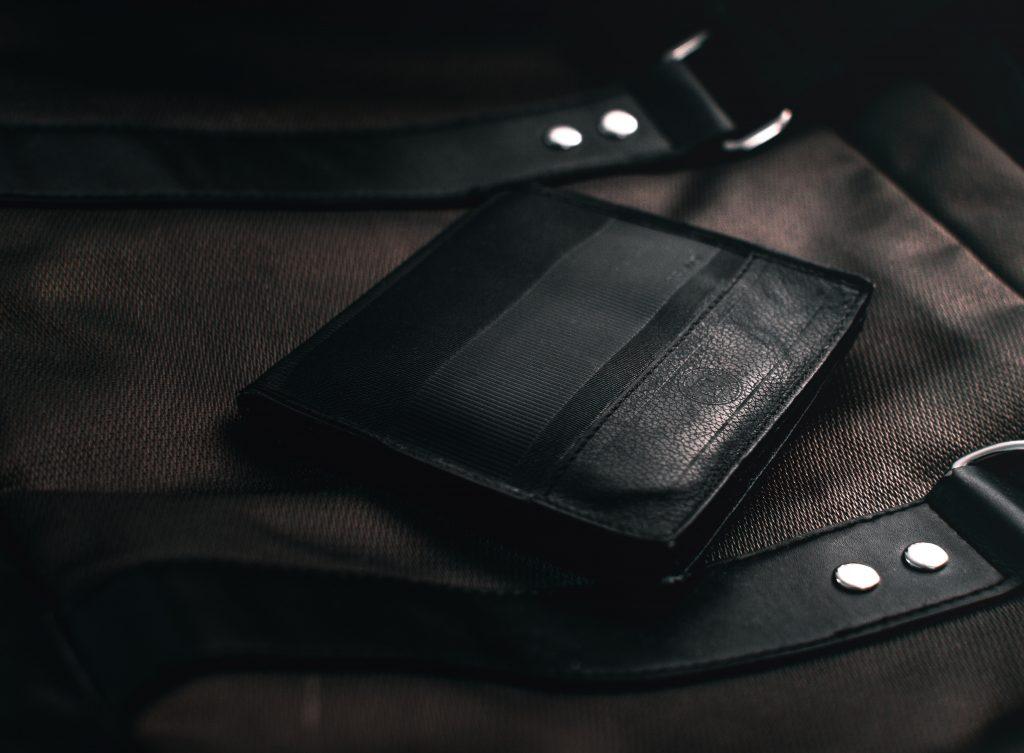 Sleek Bag or Wallet