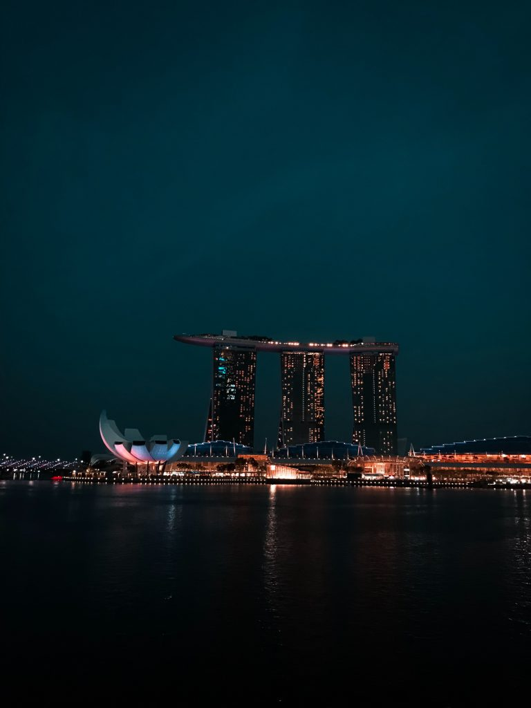 Relocating to Singapore
